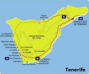 Orlando Rent A Car Tenerife South