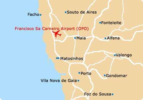 Aluguer De Carros Aeroporto Do Porto Ryanair Oporto Aluguer De