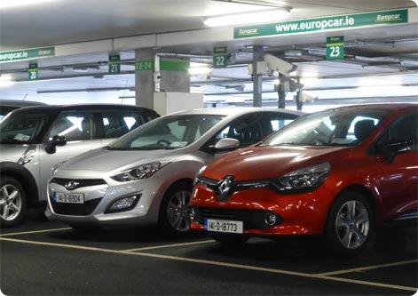 Europcar Dublin Airport
