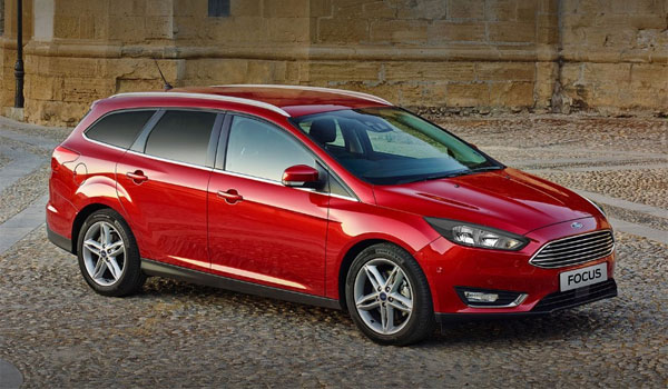 Ford Focus carrinha Copenhaga
