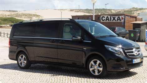 alugar mercedes v class minibus 8 lugares mercedes. Black Bedroom Furniture Sets. Home Design Ideas