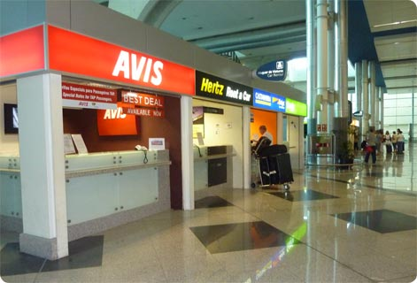 Avis Aeroporto do Porto